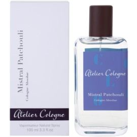 Atelier Cologne Mistral Patchouli parfém unisex 100 ml