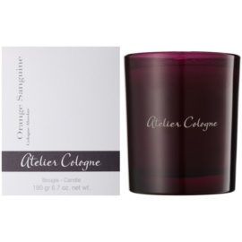 Atelier Cologne Orange Sanguine illatos gyertya  190 g