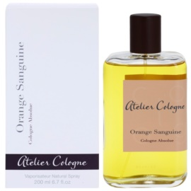 Atelier Cologne Orange Sanguine parfém unisex 200 ml