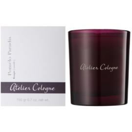 Atelier Cologne Pomelo Paradis illatos gyertya  190 g