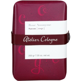 Atelier Cologne Rose Anonyme parfümös szappan unisex 200 g