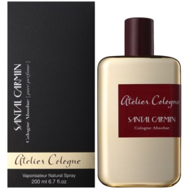 Atelier Cologne Santal Carmin perfumy unisex 200 ml