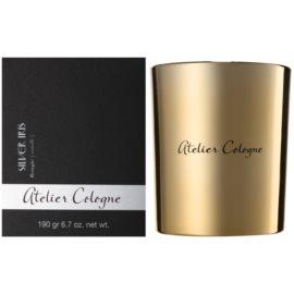 Atelier Cologne Silver Iris lumanari parfumate  190 g