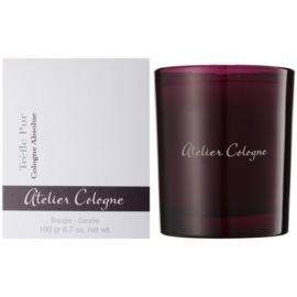 Atelier Cologne Trefle Pur illatos gyertya  190 g
