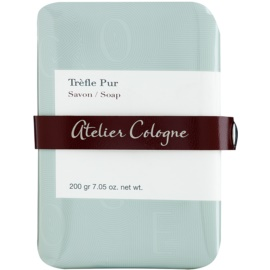 Atelier Cologne Trefle Pur mydło perfumowane unisex 200 g
