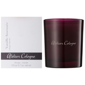 Atelier Cologne Vanille Insensee vela perfumada  190 g