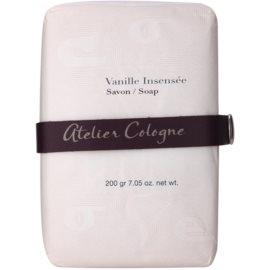 Atelier Cologne Vanille Insensee parfümös szappan unisex 200 g
