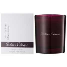 Atelier Cologne Vetiver Fatal ароматизована свічка  190 гр