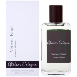 Atelier Cologne Vetiver Fatal perfumy unisex 100 ml