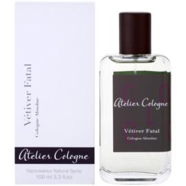 Atelier Cologne Vetiver Fatal parfüm unisex 100 ml