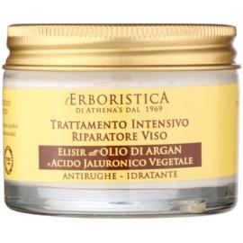 Athena's l'Erboristica Argan Oil Elixir Gesichtscreme gegen Falten  50 ml