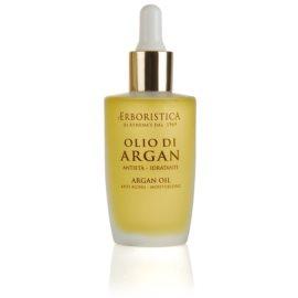 Athena's l'Erboristica Argan Oil Elixir nefiltrovaný arganový olej na obličej a dekolt  50 ml
