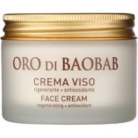 Athena's l'Erboristica Gold Baobab Cremă facială regeneratoare împotriva ridurilor  50 ml