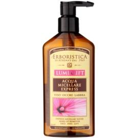 Athena's l'Erboristica Lumialift água micelar para pele sensível  200 ml