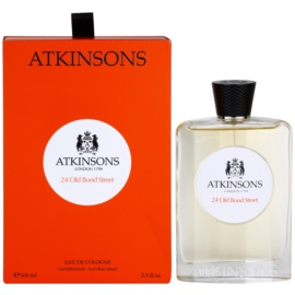 Atkinsons 24 Old Bond Street Eau de Cologne für Herren 100 ml