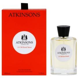 Atkinsons 24 Old Bond Street Eau de Cologne voor Mannen 50 ml