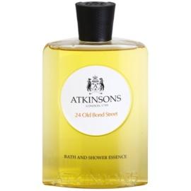 Atkinsons 24 Old Bond Street Duschgel für Herren 200 ml