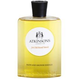 Atkinsons 24 Old Bond Street sprchový gel pro muže 200 ml
