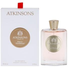 Atkinsons Rose In Wonderland Eau de Parfum unissexo 100 ml