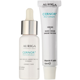 Auriga Cernor XO soin global anti-cernes noirs  2 x 10 ml