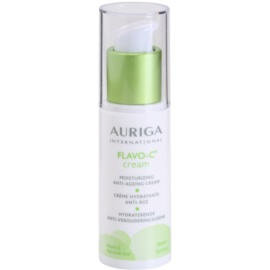 Auriga Flavo-C Moisturising Cream with Anti-Wrinkle Effect Moisturizing Anti-Ageing Cream 30 ml