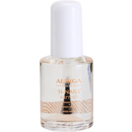 Auriga Si-Nails regenerierender Nagellack Nourishes and Protects Fragile Nails 12 ml