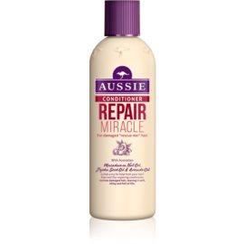 Aussie Repair Miracle condicionador para cabelo rebelde  250 ml