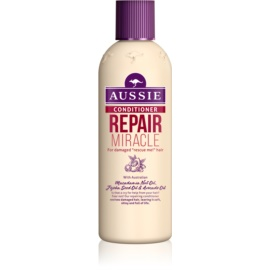Aussie Repair Miracle balsam pentru par indisciplinat  250 ml