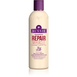 Aussie Repair Miracle шампунь для неслухняного волосся  300 мл