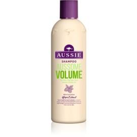 Aussie Aussome Volume shampoing pour cheveux fins et plats  300 ml