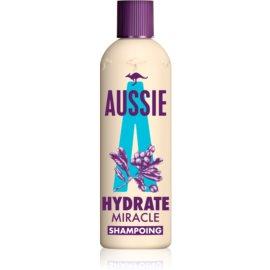Aussie Miracle Moist champô para cabelos secos e danificados  300 ml