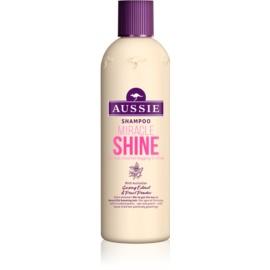 Aussie Miracle Shine шампунь для тьмяного та втомленого волосся  300 мл