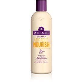 Aussie Miracle Nourish поживний шампунь для волосся  300 мл