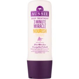 Aussie 3 Minute Miracle Nourish balsam cu nutriție profundă  250 ml