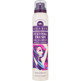 Aussie Festival Fresh Droog Shampoo  in Spray   180 ml