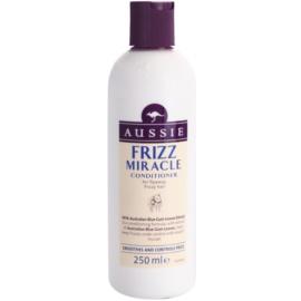Aussie Frizz Miracle balsam pentru netezire pentru par indisciplinat  250 ml