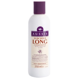 Aussie Luscious Long glättender Conditioner für langes Haar  250 ml