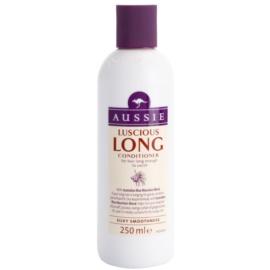 Aussie Luscious Long condicionador suavizante para cabelos longos  250 ml