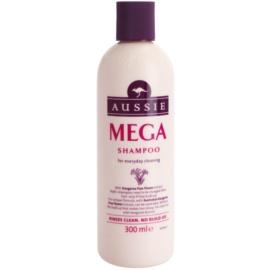 Aussie Mega Shampoo für tägliches Waschen  300 ml