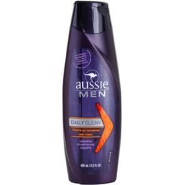 Aussie Men čisticí šampon pro každodenní použití  400 ml