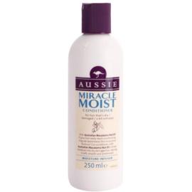 Aussie Miracle Moist kondicionér pro suché a poškozené vlasy  250 ml