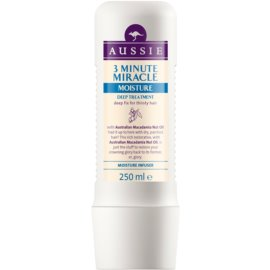 Aussie Miracle Moist 3-Minute Mask For Dry Hair  250 ml