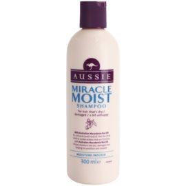 Aussie Miracle Moist шампунь для сухого та пошкодженого волосся  300 мл