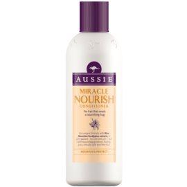 Aussie Miracle Nourish après-shampoing nourrissant pour cheveux  250 ml