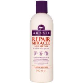 Aussie Repair Miracle Shampoo für widerspenstiges Haar  300 ml