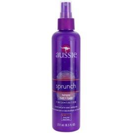 Aussie Sprunch lak na vlasy silné zpevnění  251 ml