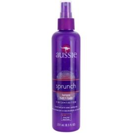 Aussie Sprunch лак для волосся сильної фіксації  251 мл