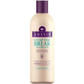 Aussie Stop The Break šampon proti lámavosti vlasů  300 ml