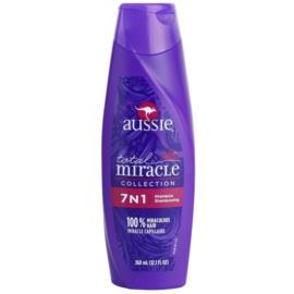 Aussie Total Miracle Collection šampon pro suché a poškozené vlasy  360 ml