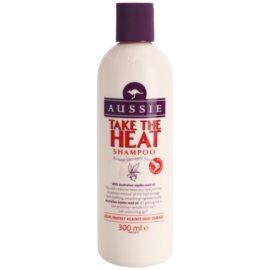 Aussie Take the Heat šampon za zaščito las pred toplotnim oblikovanjem  300 ml